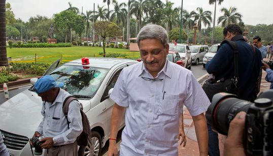 How The BJP's Man In Goa, Manohar Parrikar, Went From Kar Sevak To Chief