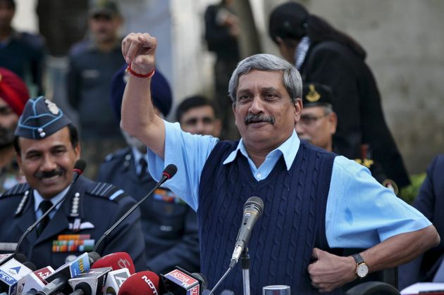 Manohar Parrikar Played A Key Role In The Rise Of BJP In