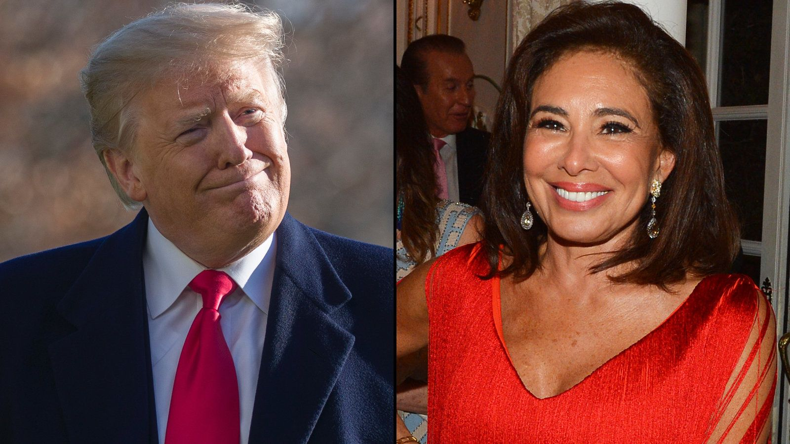 Trump Begs Fox News To 'Bring Back' Jeanine Pirro After Her Rant About Ilhan Omar's Hijab