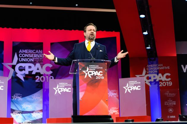 While at the White House, Sebastian Gorka delivered what one Army officer called a