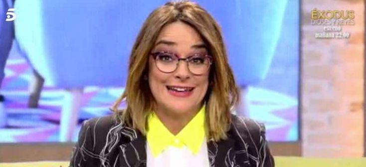 El despiste de Toñi Moreno en un taxi de