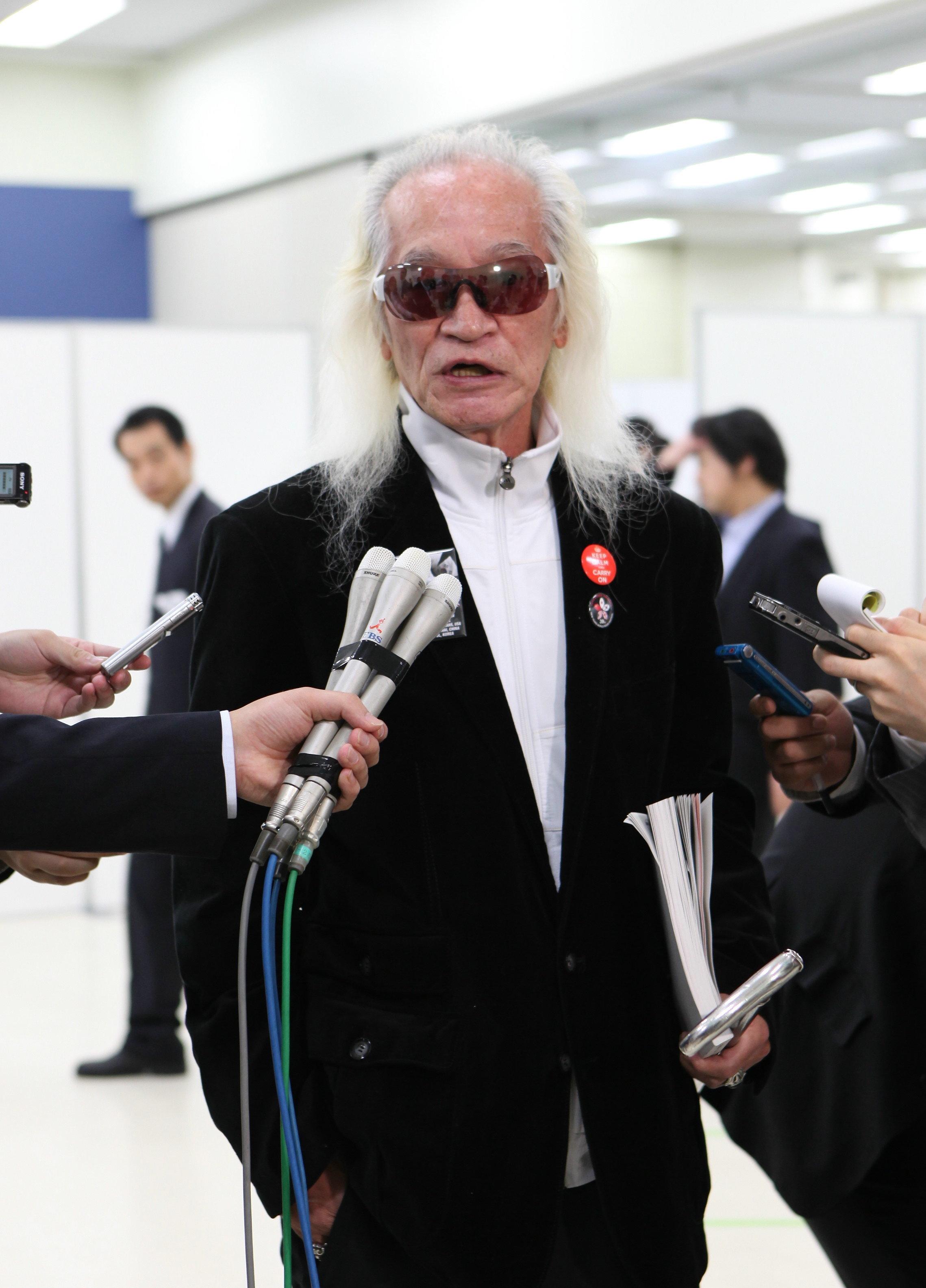 内田裕也さん死去 妻の樹木希林さんの元へ
