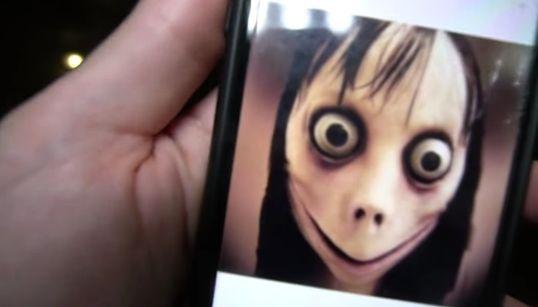 Momo, creepypastas y padres