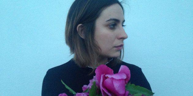 María Sánchez, autora de 'Tierra de