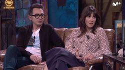 El precioso gesto de Berto Romero con Eva Ugarte que provoca la ovación de Broncano en 'La