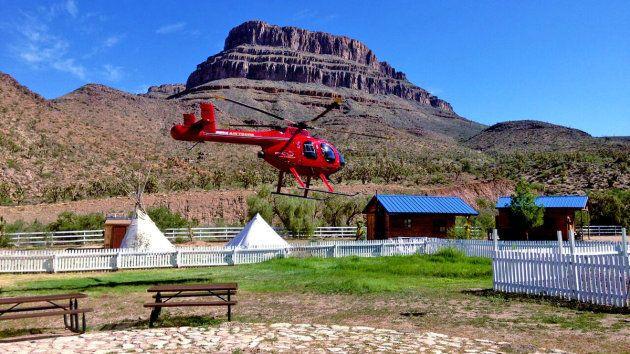 El Gran Cañón (Arizona) tirado por caballos o en