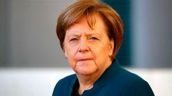 La forma de Angela Merkel con la que ha celebrado el carnaval: la imagen quedará para la