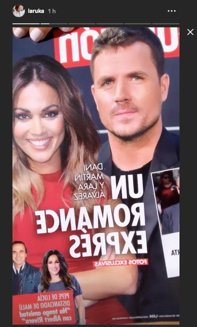 La confesión de Lara Álvarez ('Supervivientes') sobre los rumores de relación con Dani