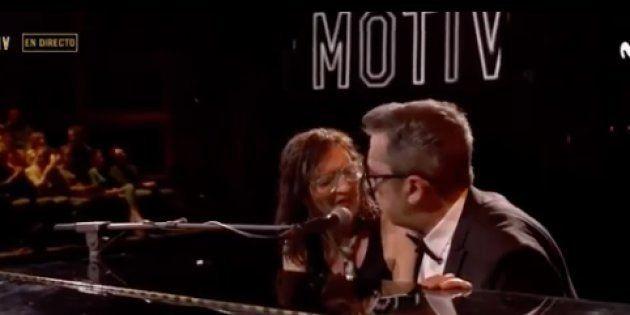 Silvia Abril y Andreu Buenafuente ('Late Motiv') destrozan el 'Shallow' de Lady Gaga y Bradley