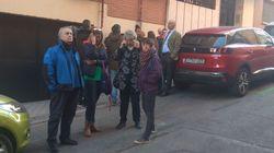 Desahuciada en Madrid una madre soltera, de baja por discapacidad y con una hija de 8