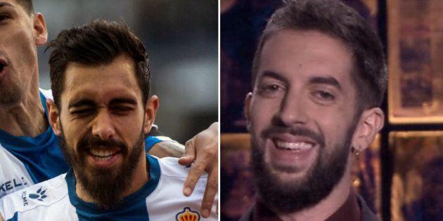 Borja Iglesias y David