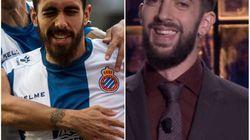 El gesto de Borja Iglesias a David Broncano ('La Resistencia') tras marcar al