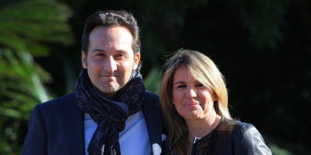 Iker Jiménez y Carmen Porter en
