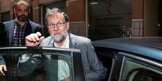 Mariano Rajoy, expresidente del