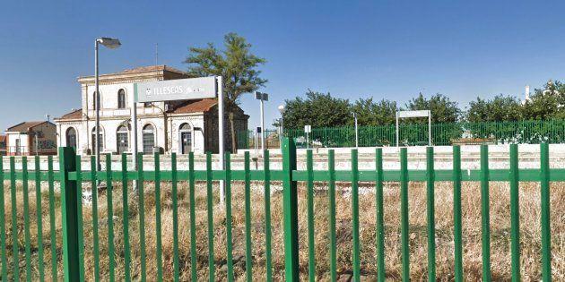Estación de tren de Illescas,