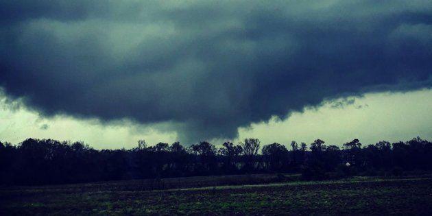 Tornado en
