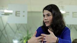 Isa Serra competirá contra Errejón como candidata de