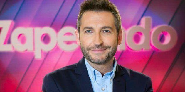Frank Blanco, presentador de 'Zapendo'