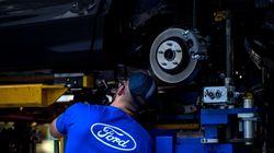 La fábrica de Ford Almussafes cerrará 6 días: 6.000 trabajadores