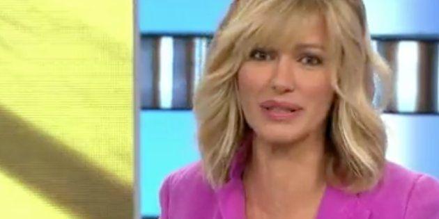 Susanna Griso, este lunes 4 de marzo de 'Espejo Público' (Antena