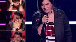 La emocionante versión de 'Aunque tú no lo sepas' que hizo llorar a Antonio Orozco en 'La