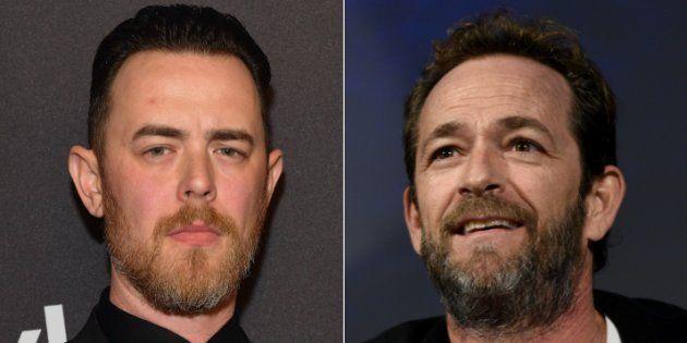 Colin Hanks y Luke