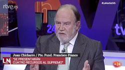 La entrevista al presidente de la Fundación Franco en TVE que más está dando que