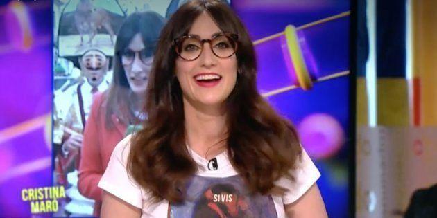 Ana Morgade y su parecido