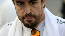 El mensaje más triste de Fernando Alonso en