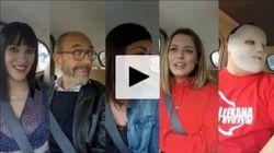 Vídeo resumen con los últimos cinco invitados valientes en el