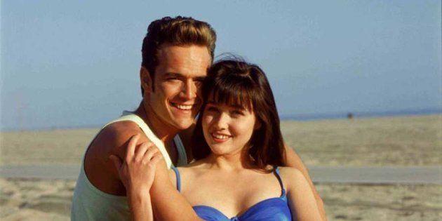 Dylan y Brenda, en 'Sensación de Vivir'