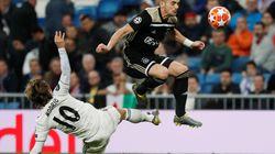 El Real Madrid cae en octavos de la Champions humillado por el Ajax