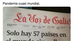 Cachondeo con este titular de 'La Voz de Galicia' sobre los gallegos: y no es para