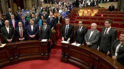 La Guardia Civil se persona en el Parlament para pedir información sobre el