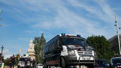 Detenido por intentar agredir a varios mossos con un cuchillo al grito de