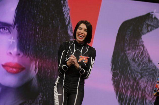 Pilar Rubio en 'El