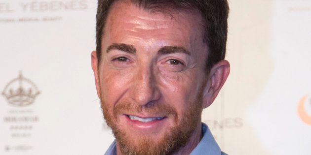 Pablo Motos, presentador de 'El Hormiguero' (Antena