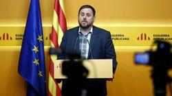 Junqueras será el candidato a presidir la Comisión Europea de la Alianza Libre