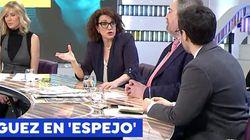El duro reproche de Soraya Rodríguez contra Pedro Sánchez para justificar su salida del