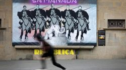 Vinculan a 'La Manada' con los principales líderes políticos: La historia del cartel que ha desatado todas las