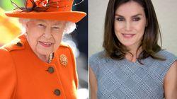 El gesto de la reina de Inglaterra que nunca le veríamos a