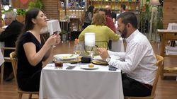 Santiago Abascal en 'First Dates': el impresionante parecido que más está dando que