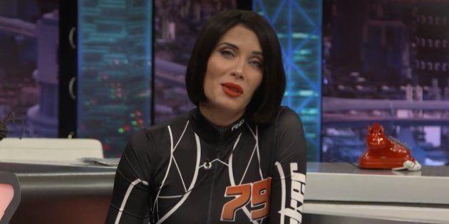 Pilar Rubio, en Antena