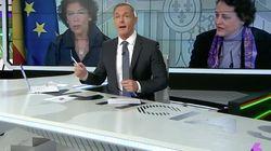 El gesto de Hilario Pino con sus compañeras de 'LaSexta Noticias' en huelga por el