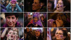 FOTOS: Las caras del