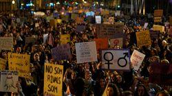 La ola feminista desborda las calles de
