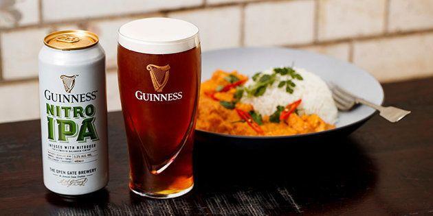 Lata de Guinness Nitro