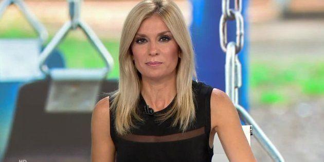 Sandra Golpe ('Antena 3 Noticias') aclara el motivo por el no apareció en el informativo del