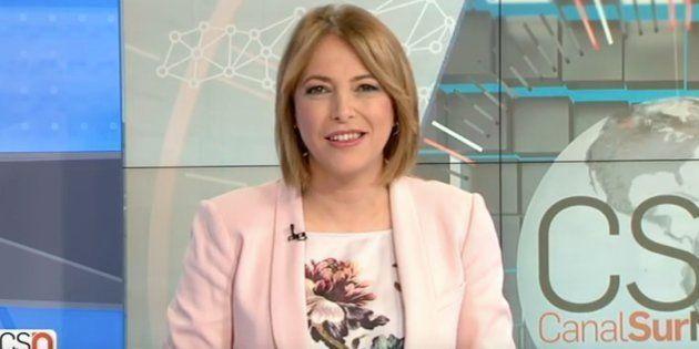 Mabel Mata, periodista de Canal