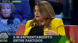 María Claver critica el manifiesto del 8-M en 'LaSexta Noche' y todo el mundo le recuerda lo